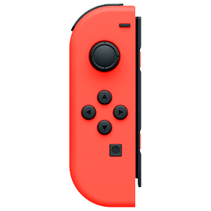 Joy-Con Izquierda Rojo Neon