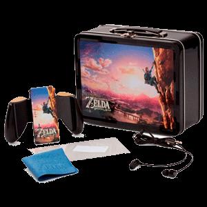 Pack accesorios con Caja Metálica PowerA Zelda -Licencia oficial-
