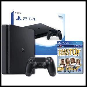 Playstation 4 Slim 500Gb + Has Sido Tú! Voucher