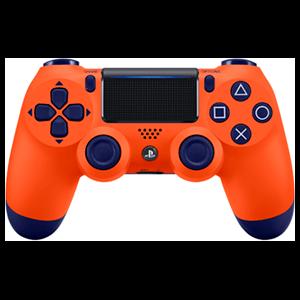 Controller Sony Dualshock 4 V2 Sunset Orange
