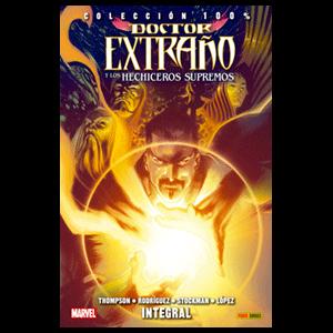 100% Marvel. Doctor Extraño y los Hechiceros Supremos