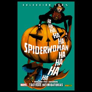 100% Marvel. Spiderwoman nº 5