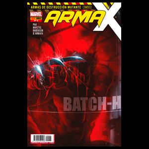Arma-X nº 5