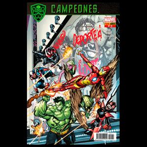 Campeones nº 11