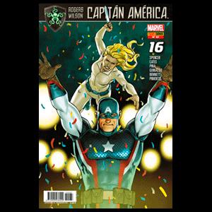 Capitán América nº 87