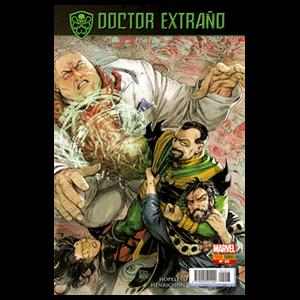 Doctor Extraño nº 23
