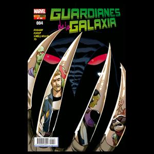 Guardianes de la Galaxia nº 58