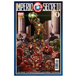 Imperio Secreto nº 10