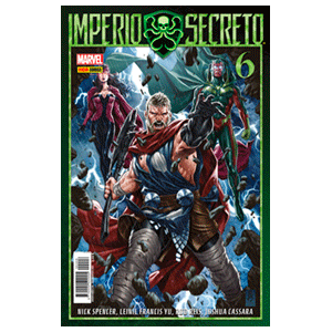Imperio Secreto nº 6