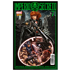 Imperio Secreto nº 7
