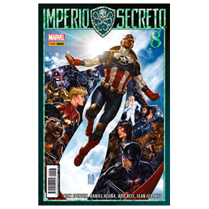 Imperio Secreto nº 8