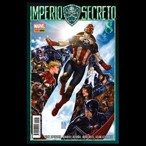 Imperio Secreto nº 8