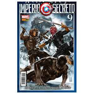 Imperio Secreto nº 9