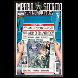 Imperio Secreto Un Mundo Feliz nº 3