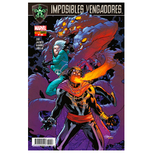 Imposibles Vengadores nº 56