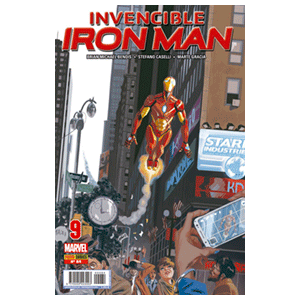 Invencible Iron Man nº 84
