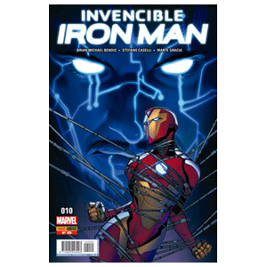 Invencible Iron Man nº 85