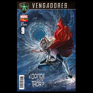 Los Vengadores nº 86
