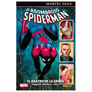 Marvel SAGA. El Asombroso Spiderman nº 20