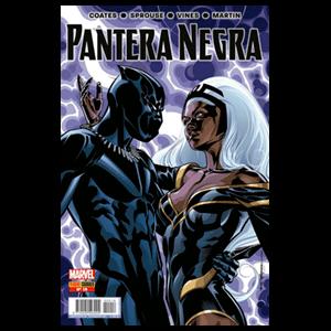 Pantera Negra nº 18