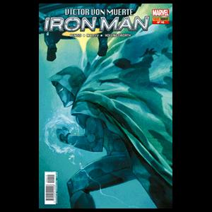 Victor Von Muerte: Iron Man nº 10