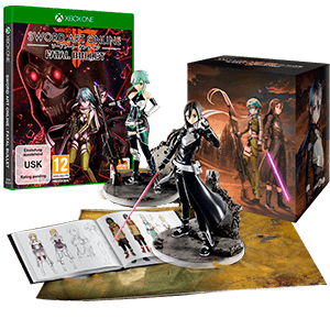 Sword Art Online Fatal Bullet Collector Edition