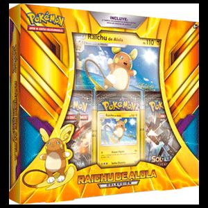 Caja Pokemon BST Raichu