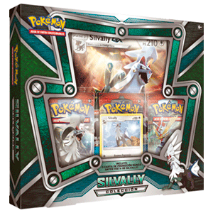 Caja Pokemon BST Silvally