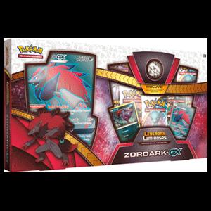 Caja Pokémon GX Zoroak