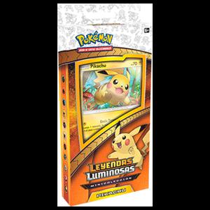 Minicolección Pikachu de Leyendas Luminosas