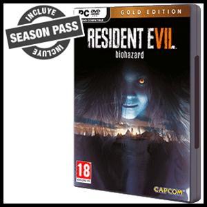 Resident Evil VII Biohazard Gold Edition