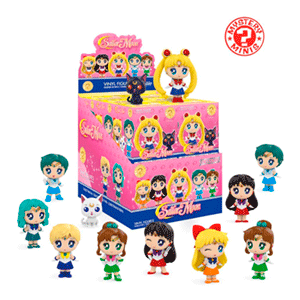 Mystery Minis Sailor Moon
