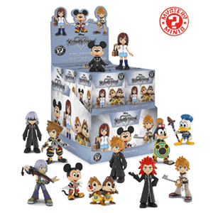 Mystery Mini Kingdom Hearts