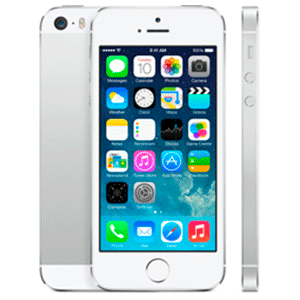 iPhone 5S 32Gb Plata