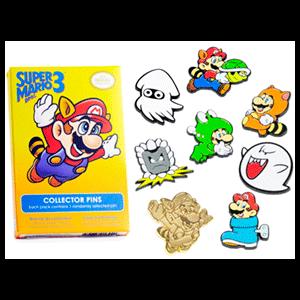 Pin Super Mario 3 Coleccionista Serie 4 (Surtido)