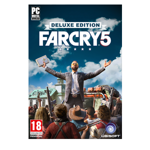 Far Cry 5 Deluxe Edition Pre-Order