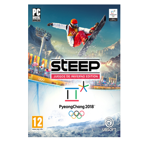 Steep: Winter Games