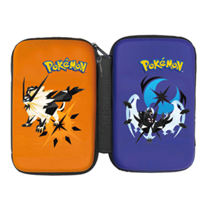 Funda rígida Pokemon Ultrasol/UltraLuna New 2DS/3DSXL