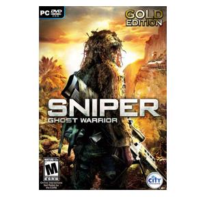 Sniper Ghost Warrior Gold