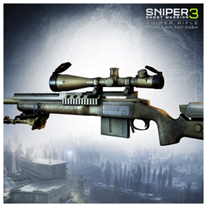 Sniper Ghost Warrior 3 - Sniper Riffle McMillan TA