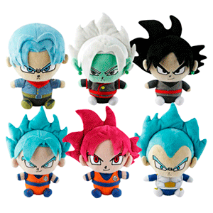 Peluche Dragon Ball Super 15cm