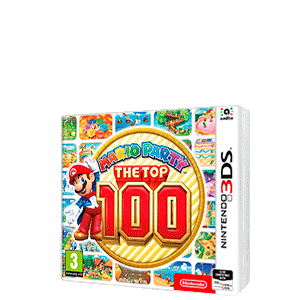 3DS Mario Party: Top 100