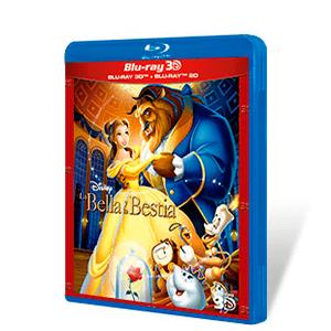 La Bella y la Bestia 2014 Bluray + Bluray 3D