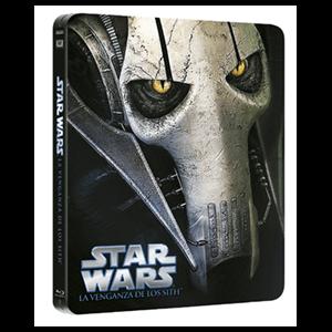 Star Wars III: La Venganza De Los Sith Steelbook