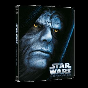 Star Wars VI: El Retorno Del Jedi Steelbook