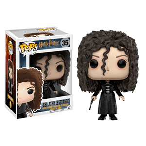 Figura Pop Harry Potter: Bellatrix