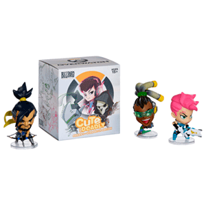 Figura Cute but Deadly Blizzard Serie 3