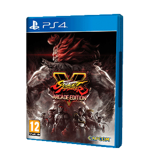Street Fighter V Arcade Edition