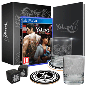 Yakuza 6: The Song of Life After Hours Edition