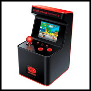 Consola Retro My Arcade X (300 juegos 16 Bit)
